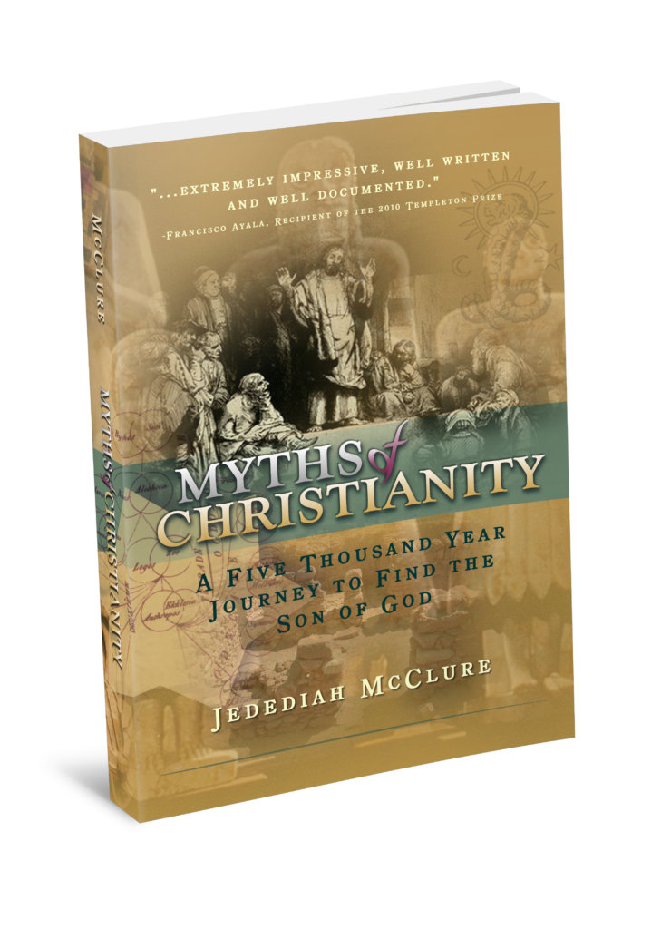 Paperback: The Myths of Christianity