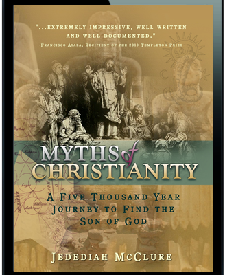 Nook E-Book: The Myths of Christianity